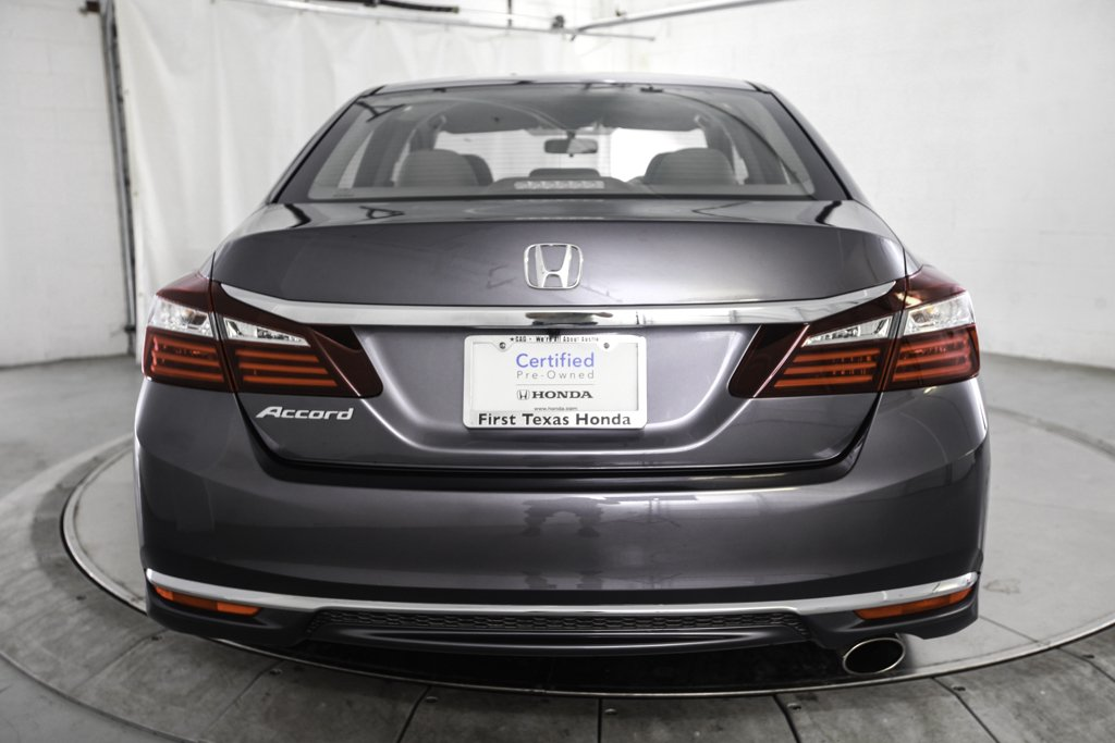 certified pre owned 2017 honda accord 4d sedan lx in