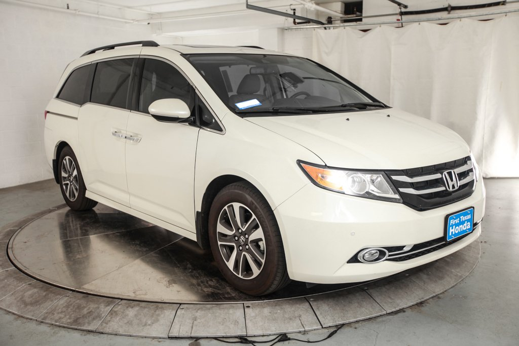 new 2017 honda odyssey 4d passenger van touring elite in austin h86609t first texas honda. Black Bedroom Furniture Sets. Home Design Ideas